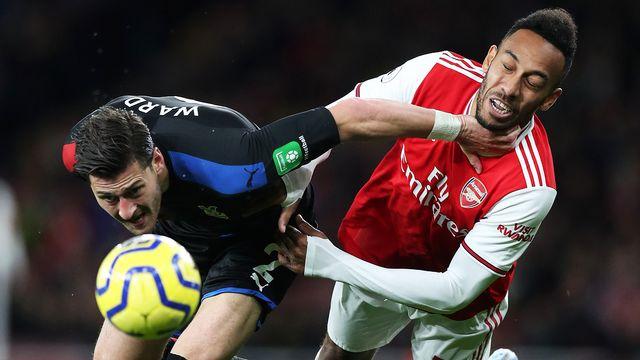 Melhores momentos - Arsenal 2 x 2 Crystal Palace