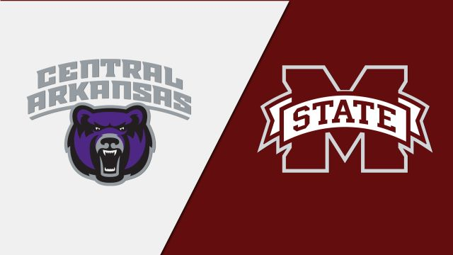 Central Arkansas vs. Mississippi State (Softball)