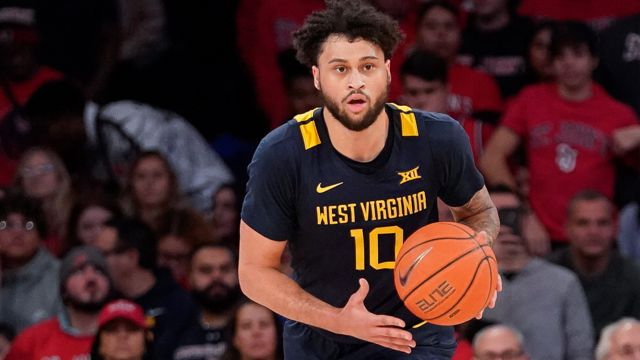 Kansas State vs. #12 West Virginia (M Basketball)