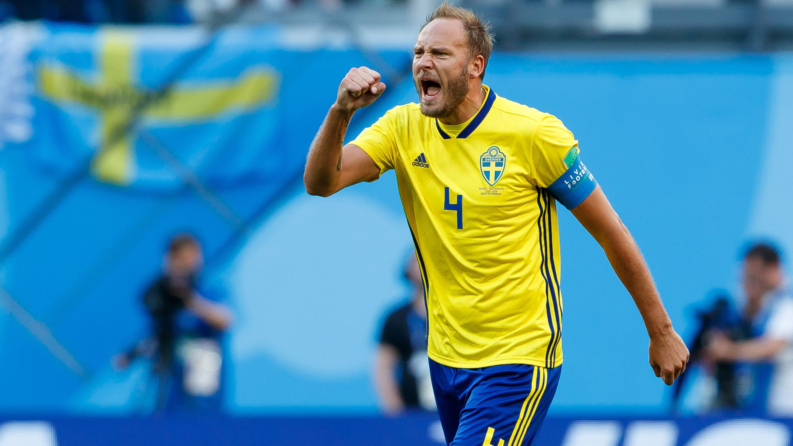 Norway vs. Sweden (UEFA European Qualifiers)