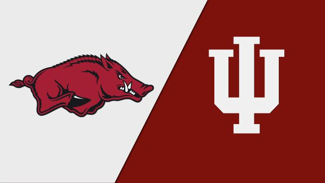 Arkansas vs. Indiana (Second Round) (NIT)