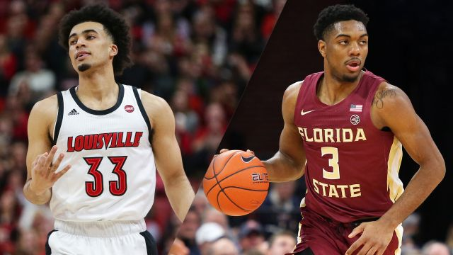 Mon, 2/24 - #11 Louisville vs. #6 Florida State (M Basketball)