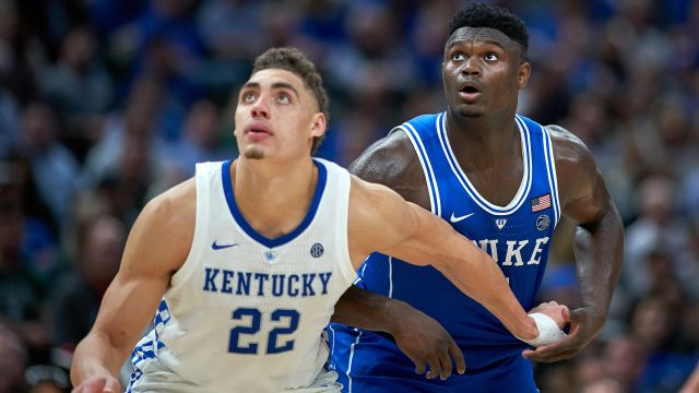 #4 Duke vs. #2 Kentucky (re-air)