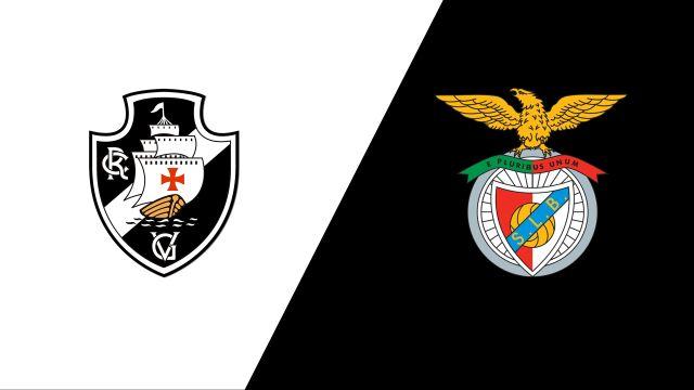 Sun, 12/15 - Vasco Da Gama vs. SL Benfica (Semifinal #2)