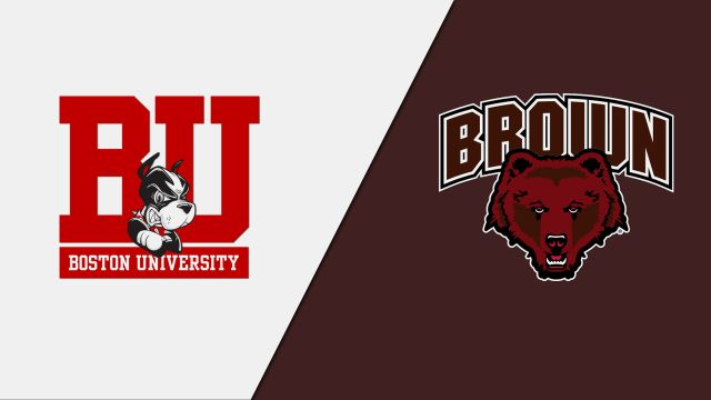 Boston University vs. Brown (Court 2)