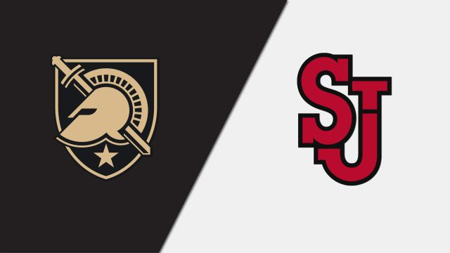 Army vs. St. John's (W Basketball)