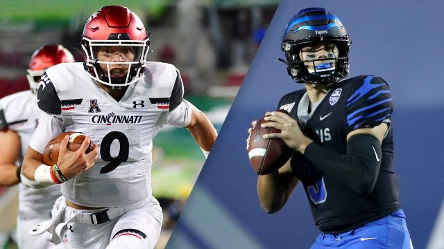 #20 Cincinnati vs. #17 Memphis (Football)