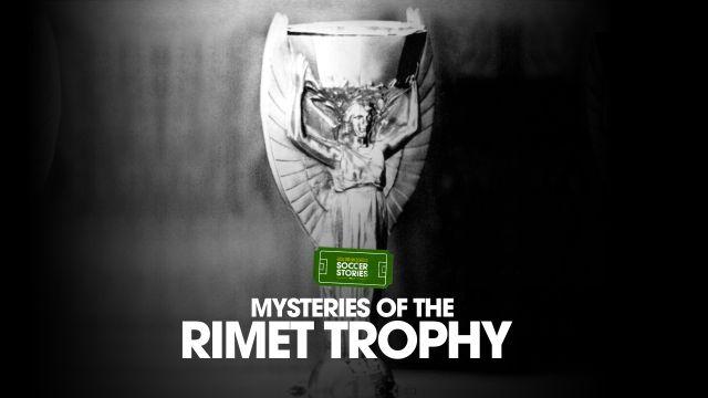 O Mistério da Taça Jules Rimet