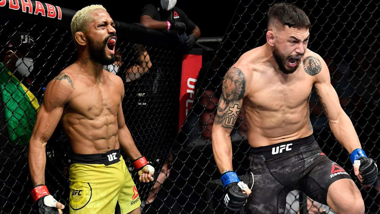 UFC 255 Countdown
