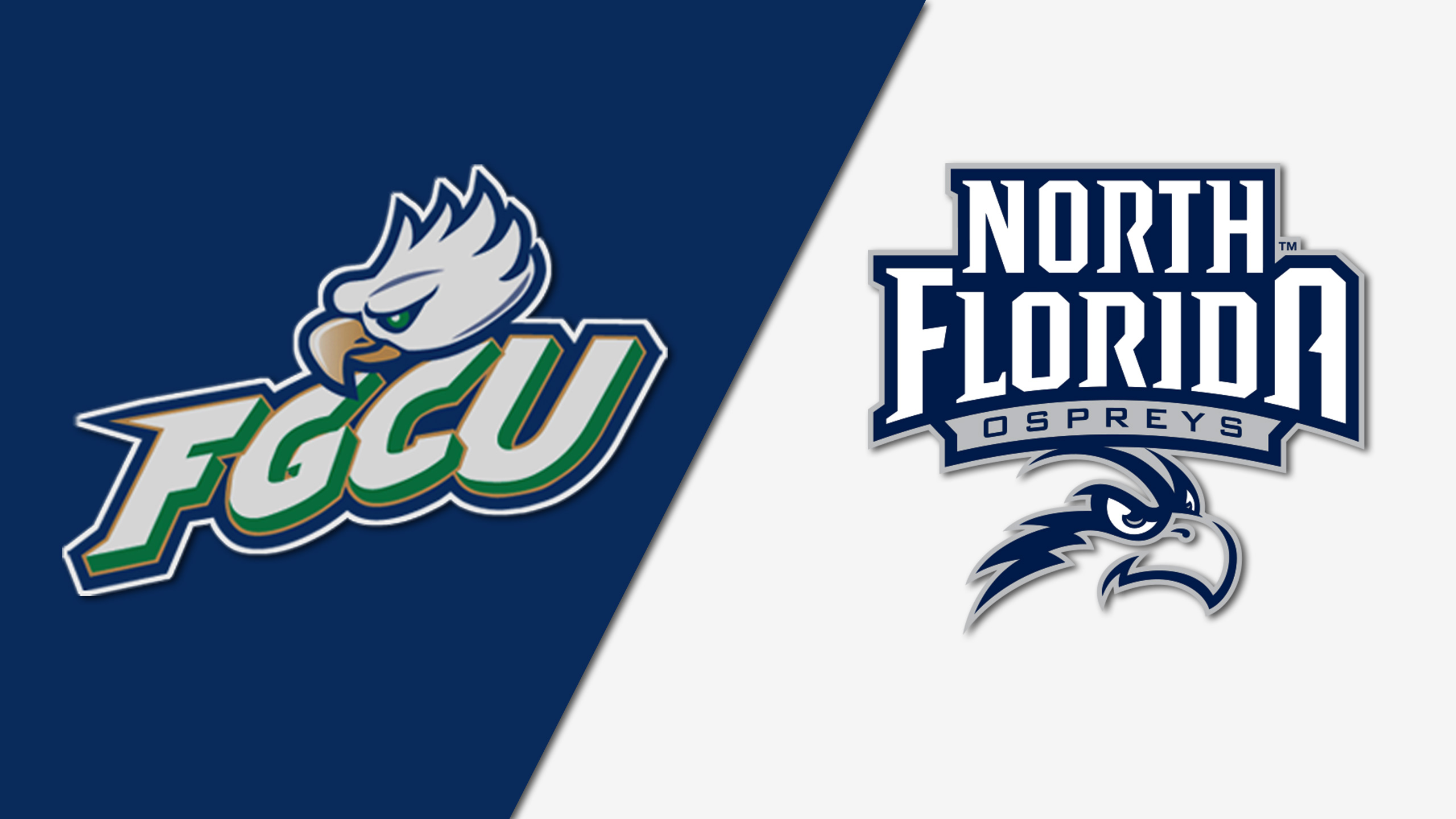 Florida Gulf Coast vs. North Florida (W Volleyball)