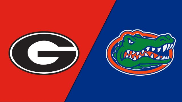 Georgia vs. Florida (re-air)