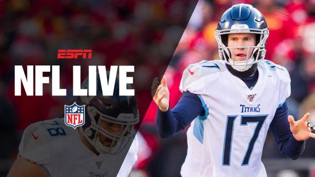 Wed, 2/19 - NFL Live