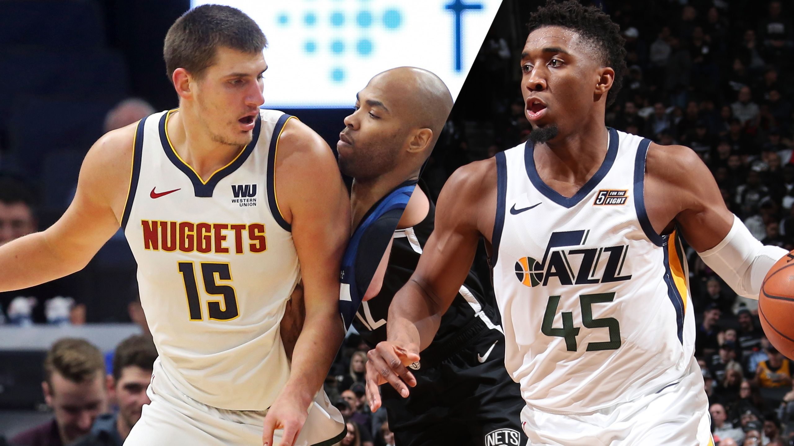 Denver Nuggets vs. Utah Jazz (re-air)