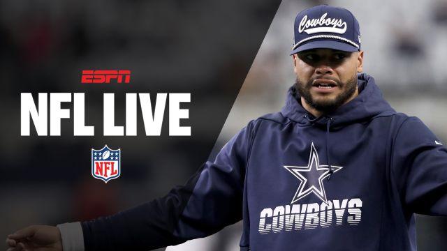 Mon, 3/30 - NFL Live