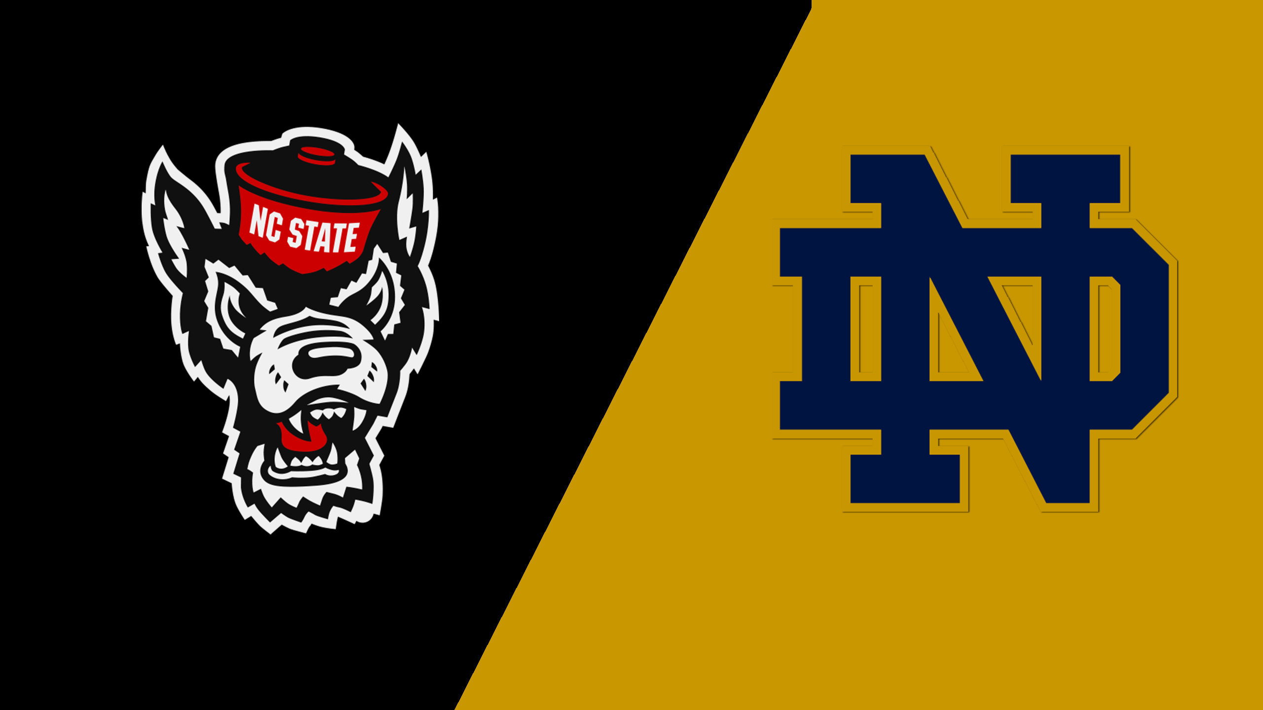 #17 NC State vs. Notre Dame (M Basketball)
