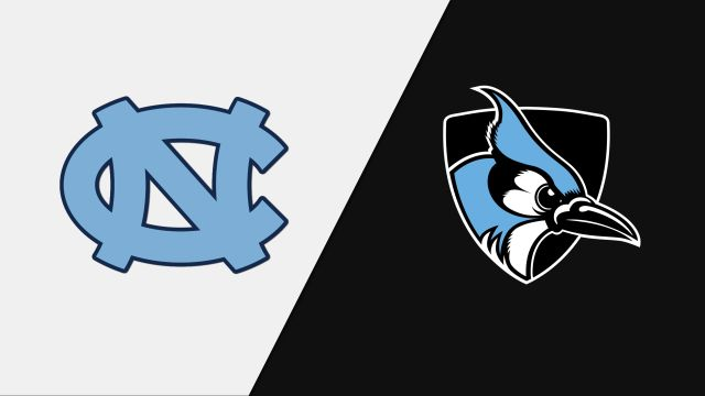 #7 North Carolina vs. #15 Johns Hopkins (M Lacrosse)