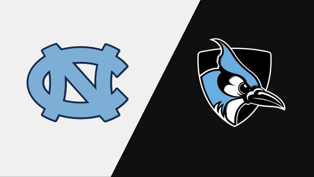 #7 North Carolina vs. #15 Johns Hopkins (M Lacrosse)