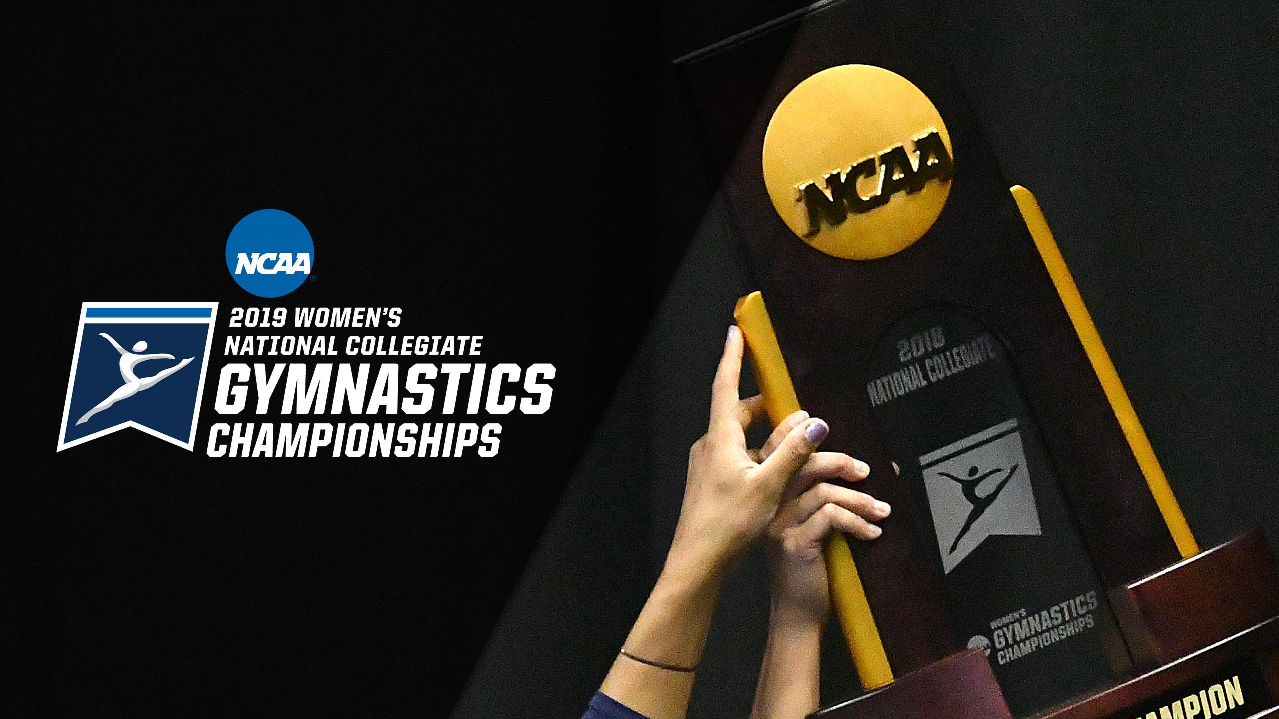 NCAA Women's Gymnastics Championships (Trophy Presentation)