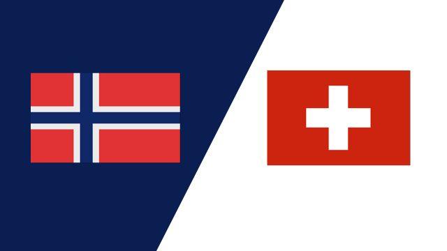 Norway vs. Switzerland