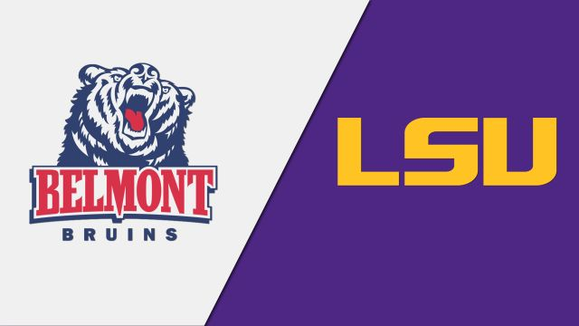 Belmont vs. #7 LSU (Softball)