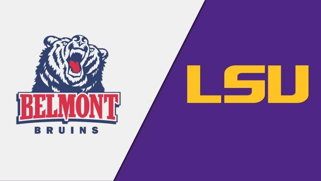 Belmont vs. #7 LSU (Softball)