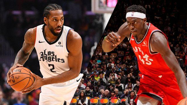 LA Clippers vs. Toronto Raptors