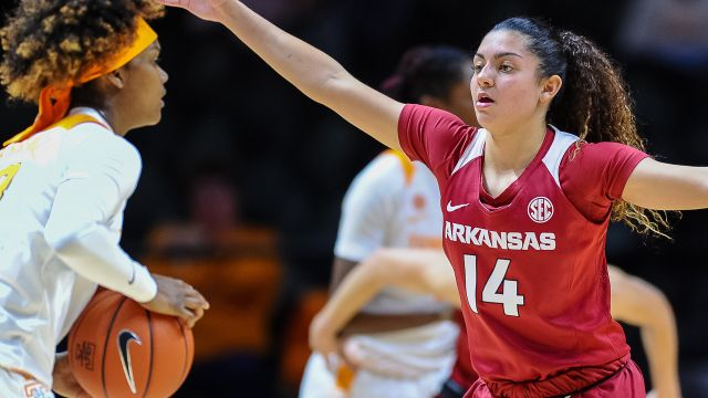 McNeese State vs. #22 Arkansas (W Basketball)