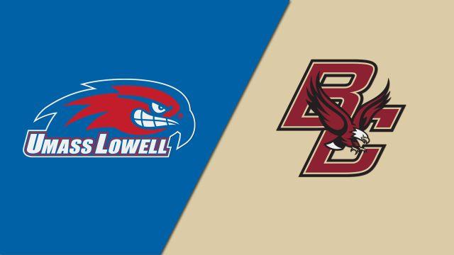 UMass Lowell vs. Boston College (W Soccer)
