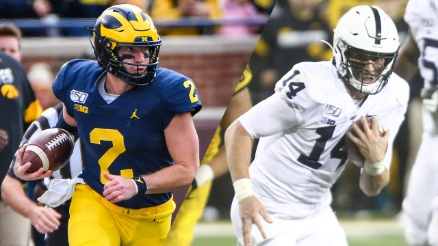 In Spanish-#16 Michigan vs. #7 Penn State (Football)