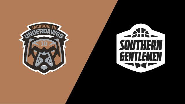 Jackson TN vs. Southern Gentlemen (Regional Round)
