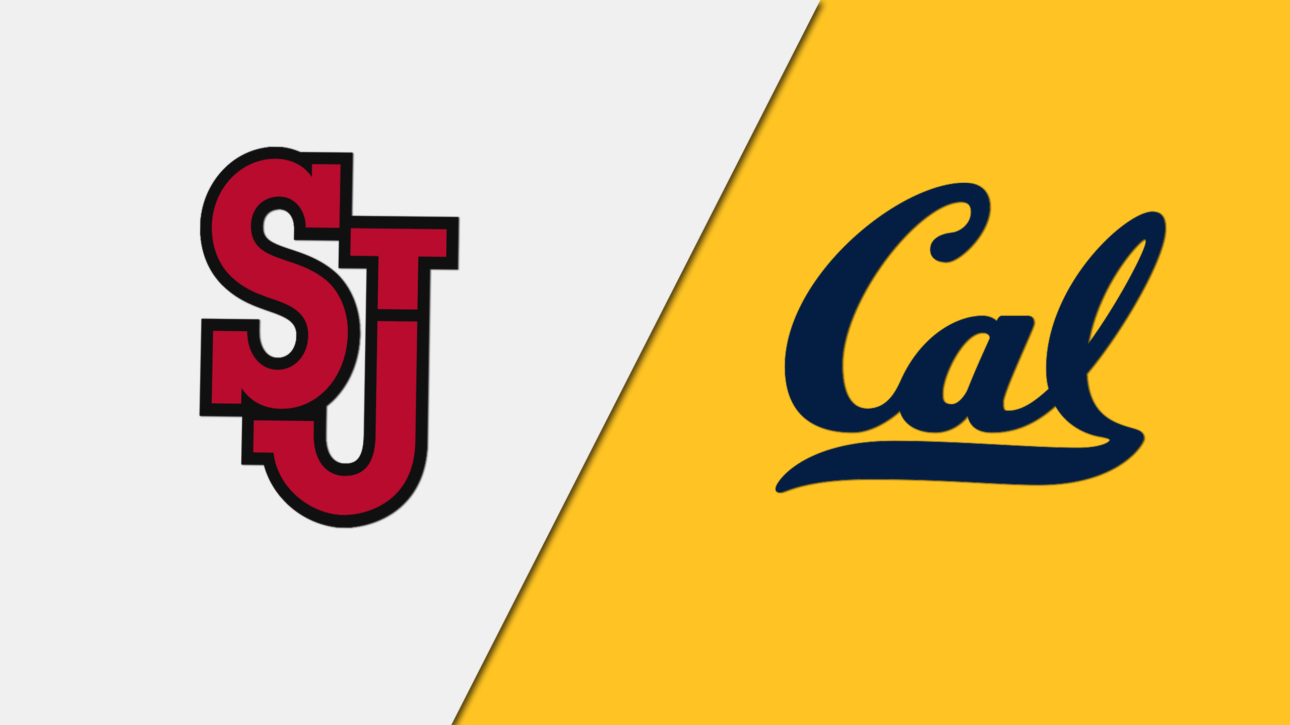 St. John's vs. California (Semifinal #1) (Legends Classic) (re-air)