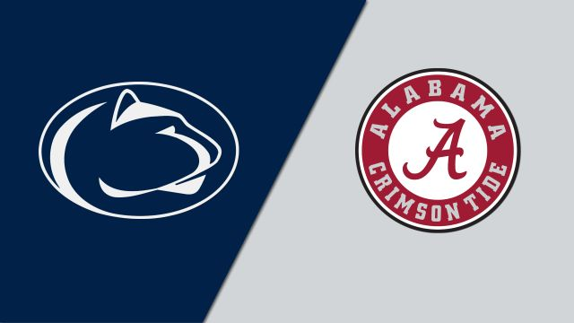 Penn State vs. #13 Alabama (Softball)