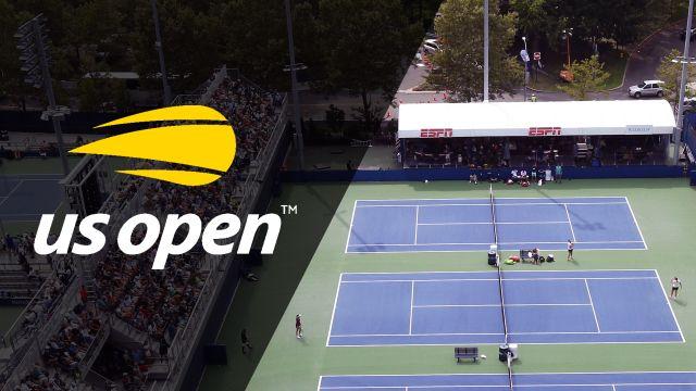 US Open Qualifying Court 6