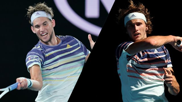 2020 Australian Open: Coverage presented by SoFi (Men's Semifinal #2)