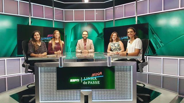 Mina de Passe – O Brasil vai passar de fase na Copa do Mundo feminina?