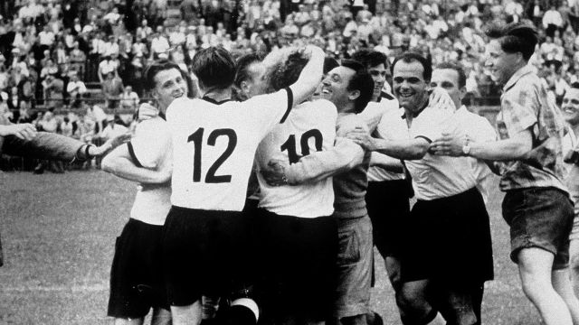 Copa do Mundo de 1954: German Giants