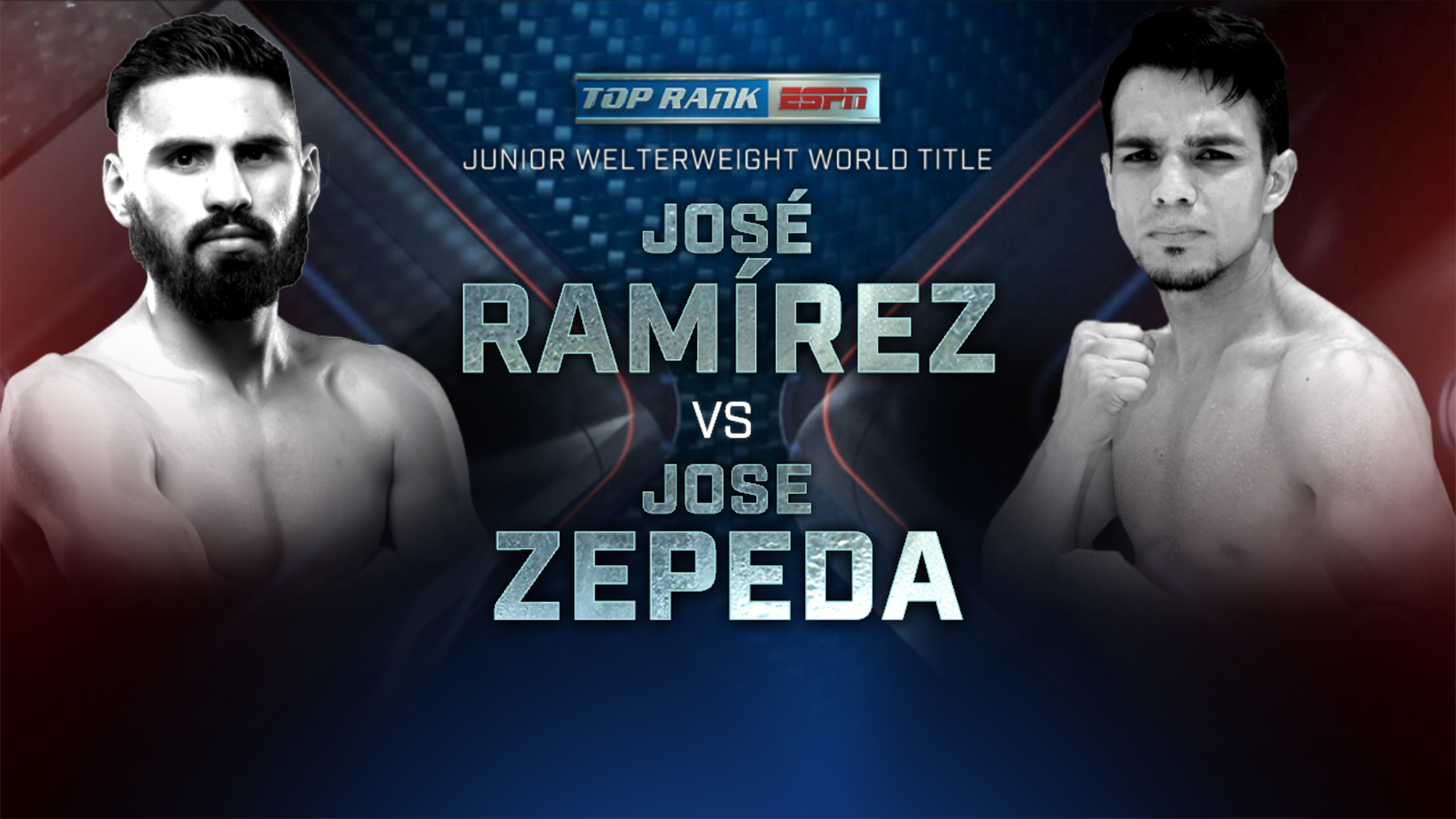 Jose Ramirez vs. Jose Zepeda (re-air)