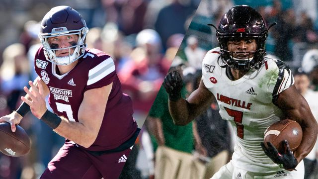 Franklin American Mortgage Music City Bowl: Mississippi State vs. Louisville