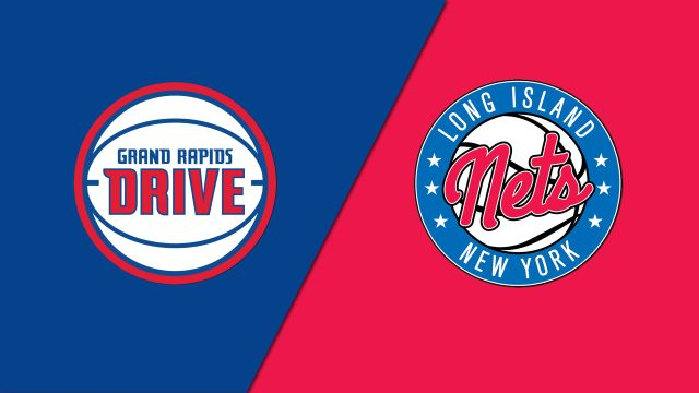 Grand Rapids Drive vs. Long Island Nets