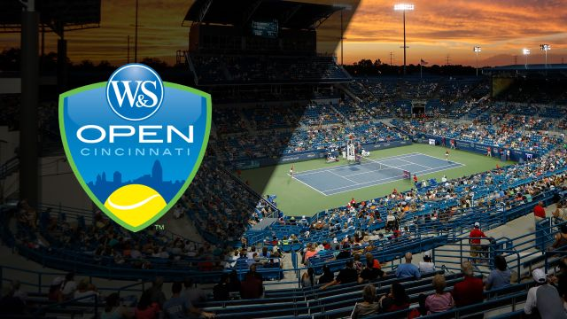 Sat, 8/17 - 2019 US Open Series - Western & Southern Open (Semifinals)