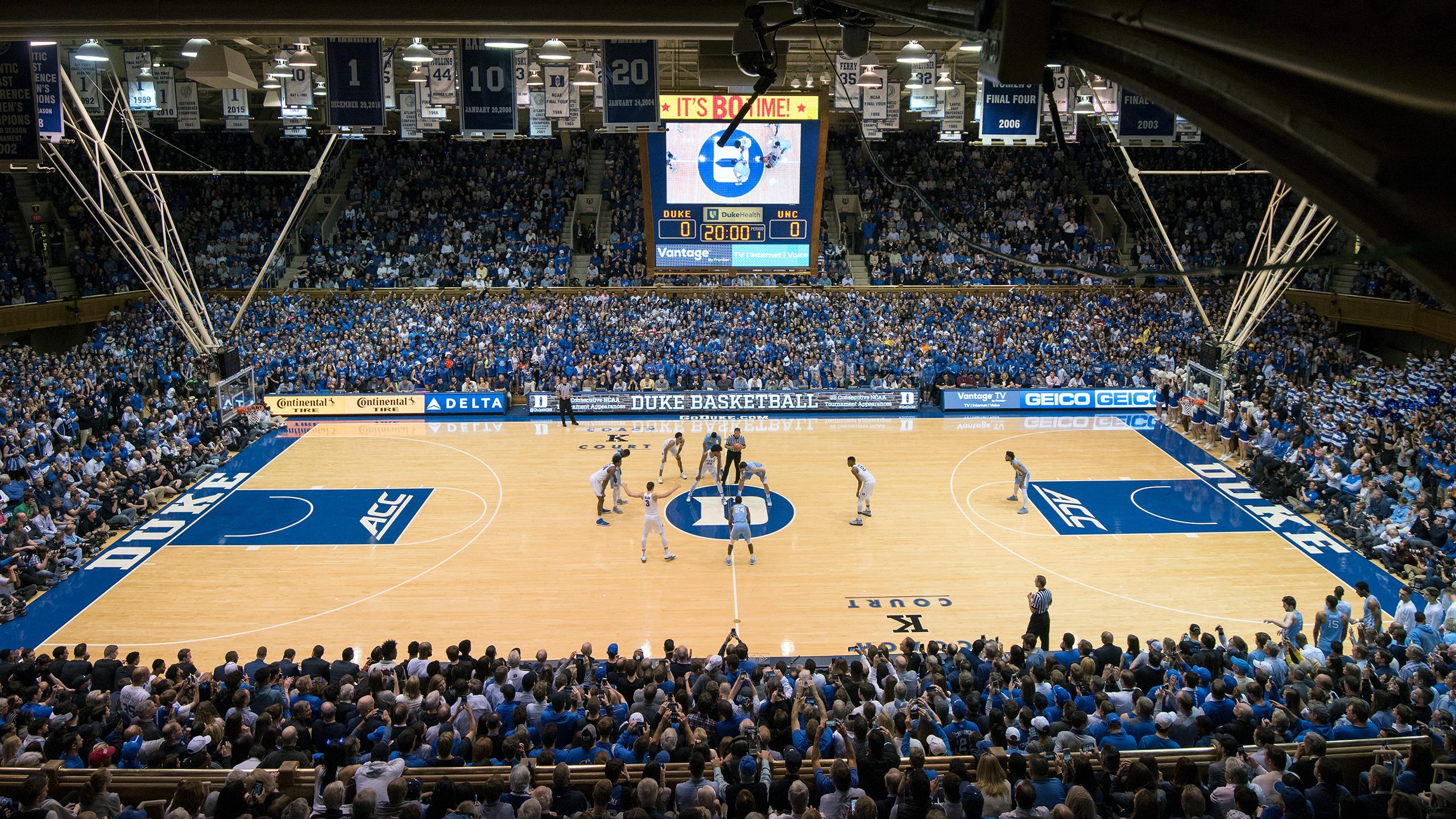 Above the Rim - Syracuse vs. #1 Duke (M Basketball)