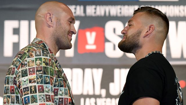 Fri, 6/14 - Top Rank Boxing on ESPN: Fury vs. Schwarz Live Preview Special