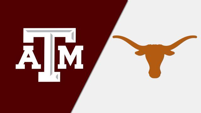 #11 Texas A&M vs. #10 Texas (re-air)