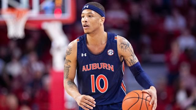 Ole Miss vs. #13 Auburn (M Basketball)