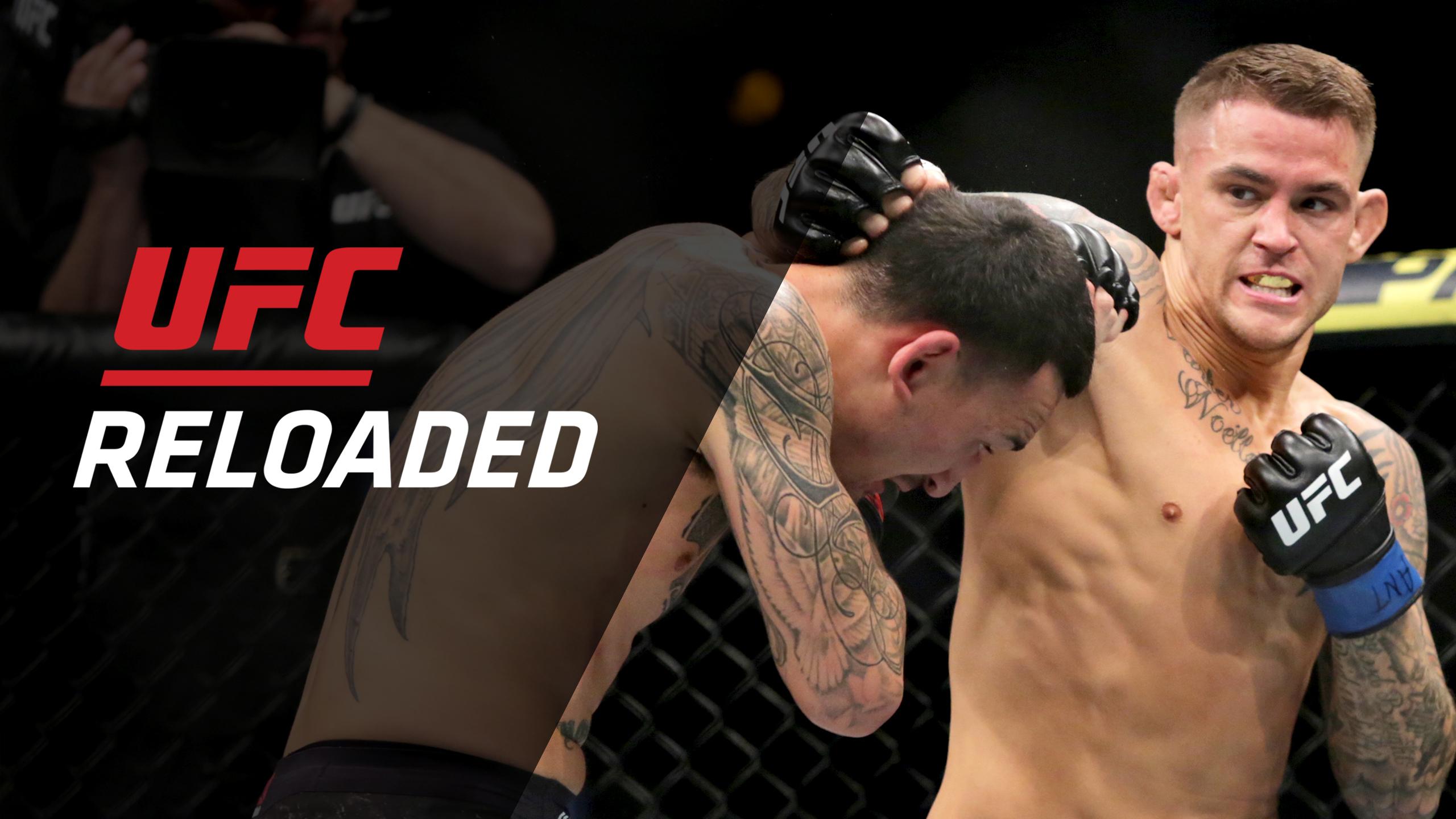 UFC 236: Holloway vs. Poirier 2