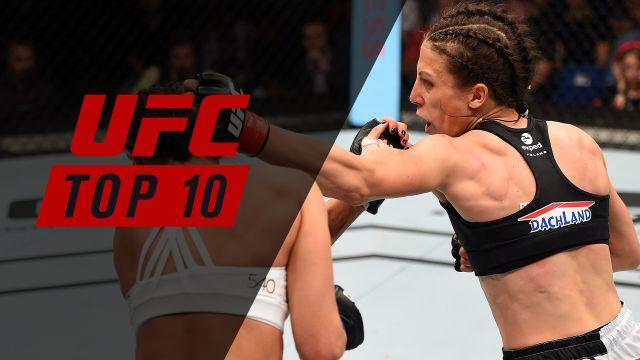 UFC Top 10: Title Reigns