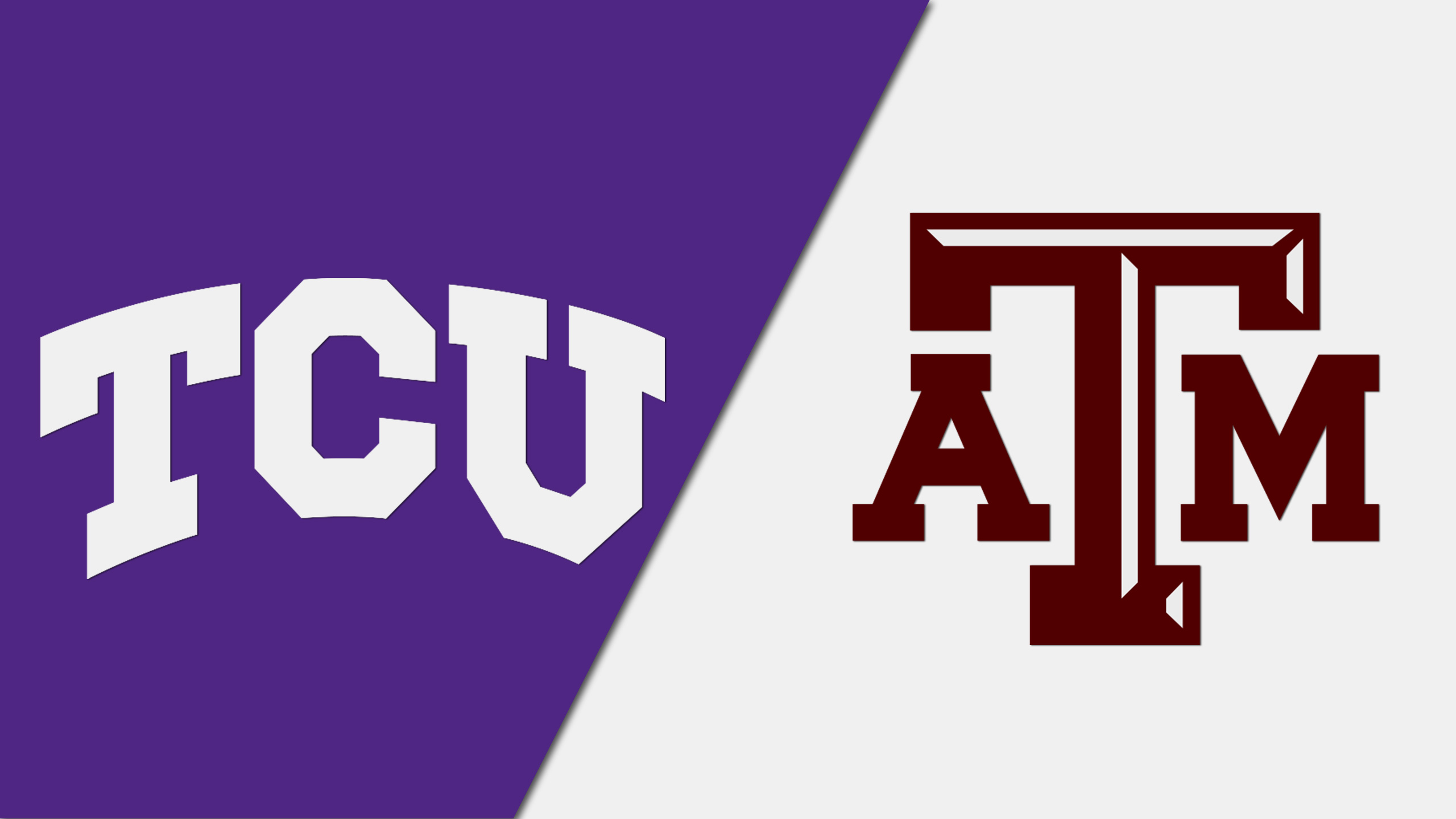 TCU vs. Texas A&M (Second Round) (NCAA Division I Women's Soccer Championship)