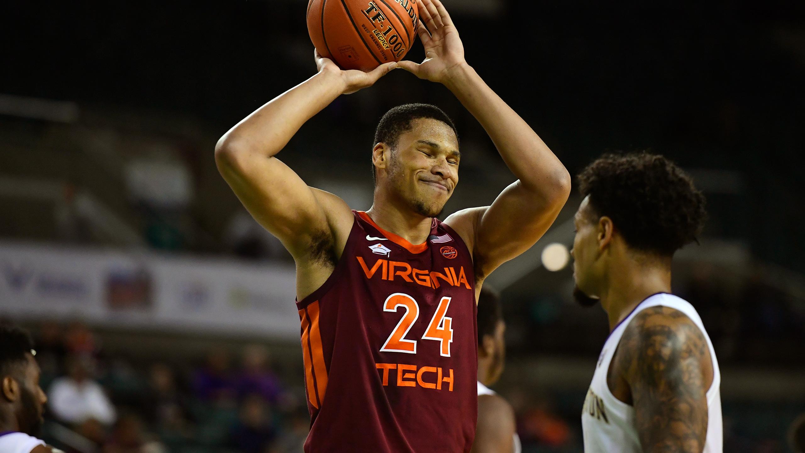 #9 Virginia Tech vs. Georgia Tech (M Basketball)