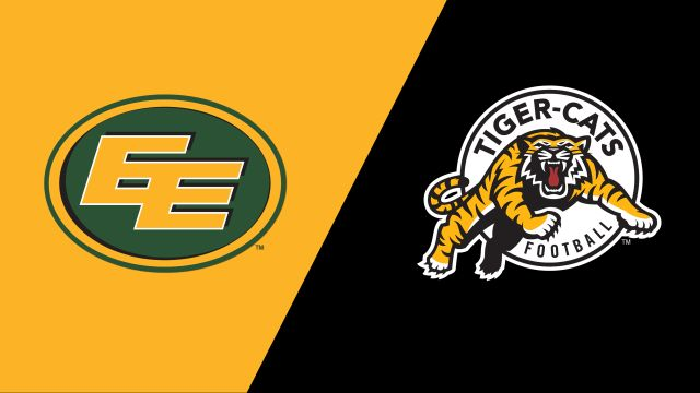 Edmonton Eskimos vs. Hamilton Tiger-Cats (Canadian Football League)