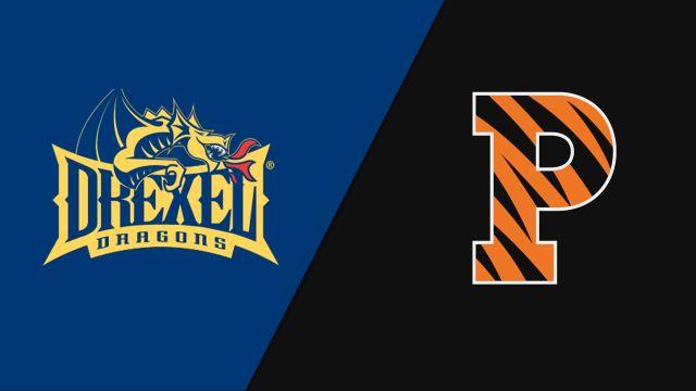 Drexel vs. Princeton (Court 1)